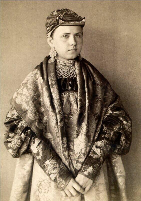 Россия царская - портреты из прошлого и настоящего