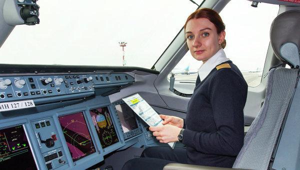 Женщины-пилотессы - русская красота, покорившая небо