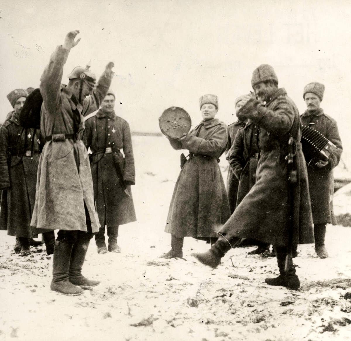 20 век России в фотографиях. Первая мировая