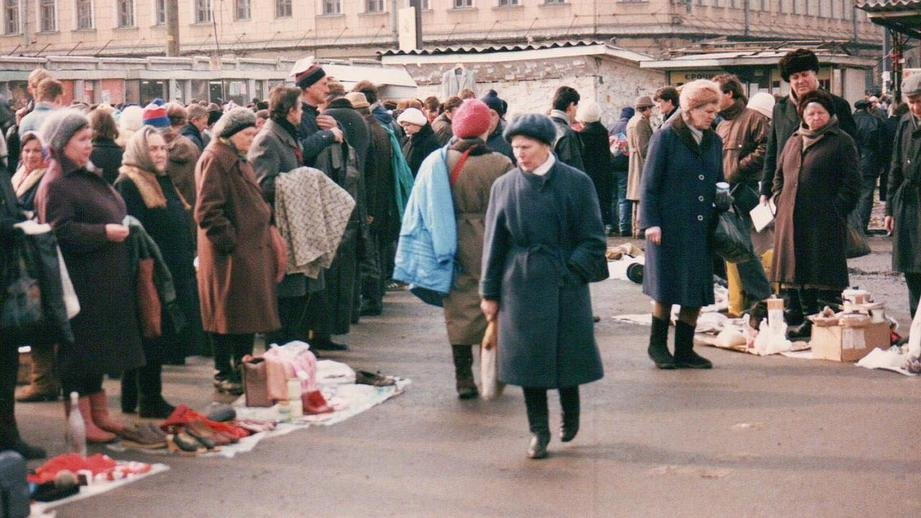 20-й век в России. Перестройка