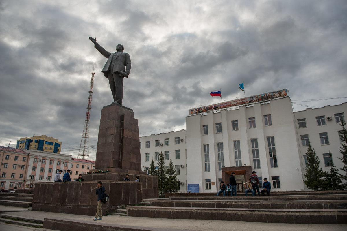 Самые-самые города России