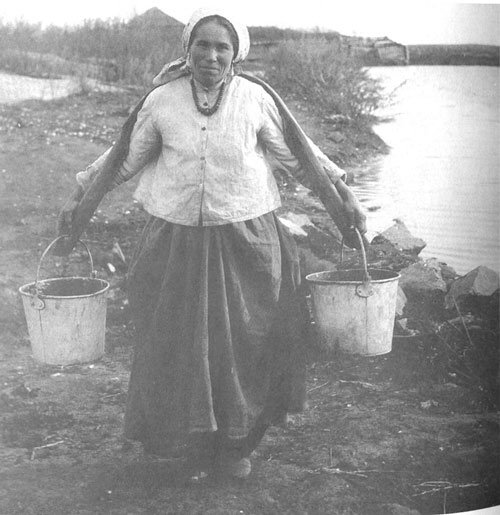 Как жили наши предки на Руси всего 100 лет назад