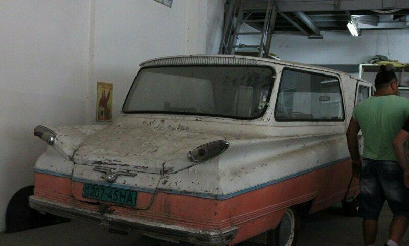 Советские автомобили, которые почти исчезли