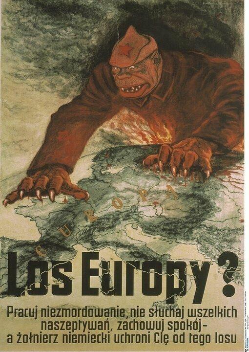 Как на Западе видели коммунизм
