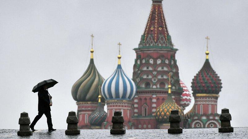 В России начали продавать снег