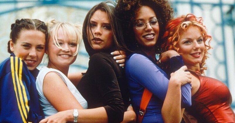 Какими они были: фото 90-х