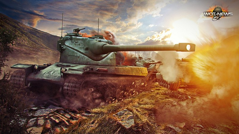 На поле танки грохотали...