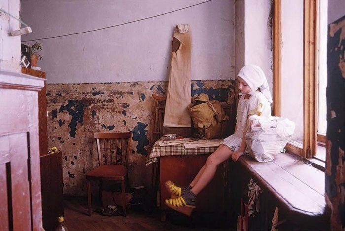 Российские 90-е глазами фотографа Лиз Сарфати