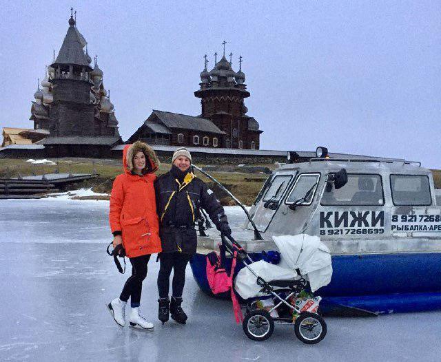 Семью из Петрозаводска, устроившую своему младенцу рискованное путешествие, раскритиковали в соцсетях
