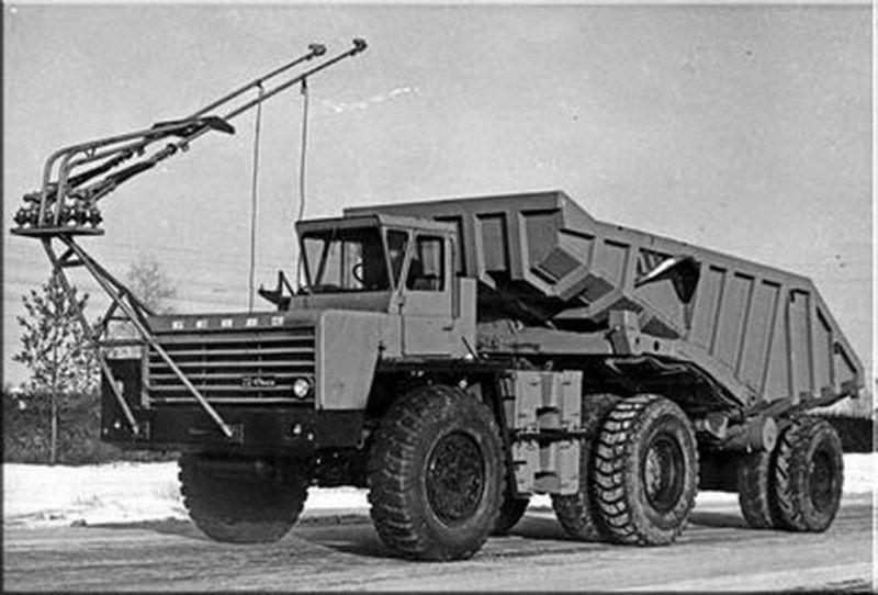 Экспериментальные концепт-кары из СССР, которые так и не вышли в производство