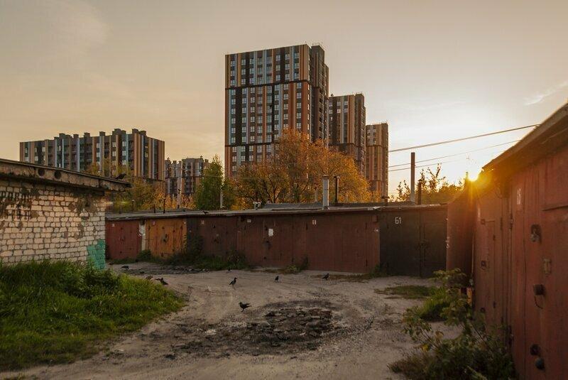 Неброская красота Нижнего Новгорода