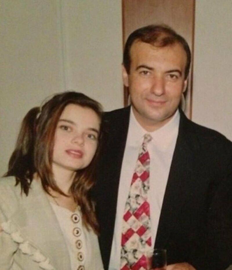 Наташа Королева с Игорем Крутым