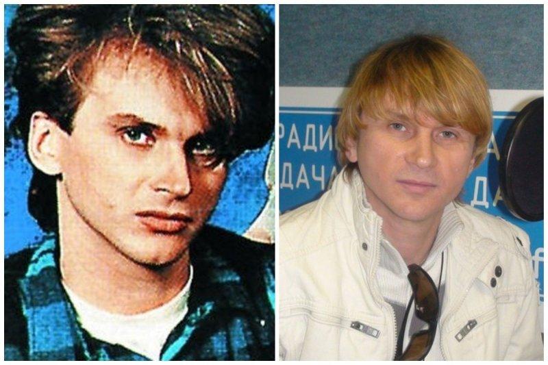 Сергей Васюта и группа Сладкий сон выдали хит На белом покрывале январе