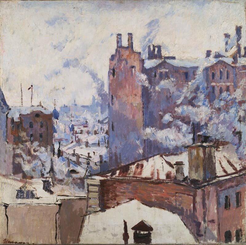 Московский переулок