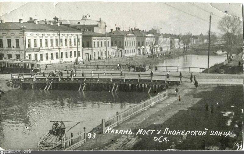 Казань, 1920-1930