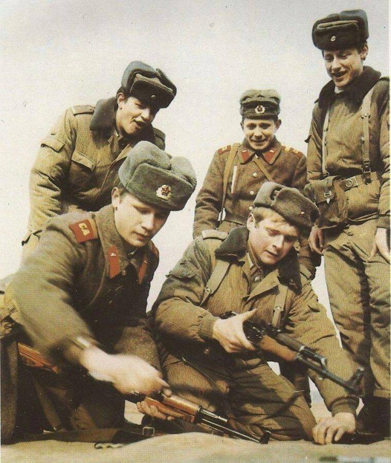 Осколки времени: редкие фото про СССР