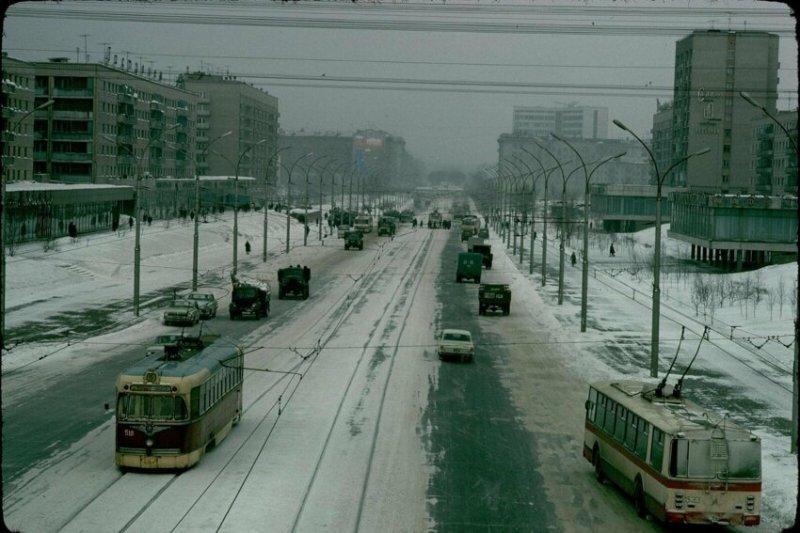 1976 год. Красный проспект