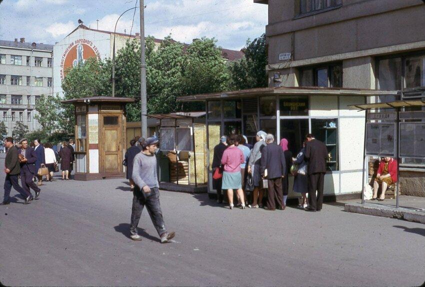 СССР в цвете: фото, сделанные в 1969 году