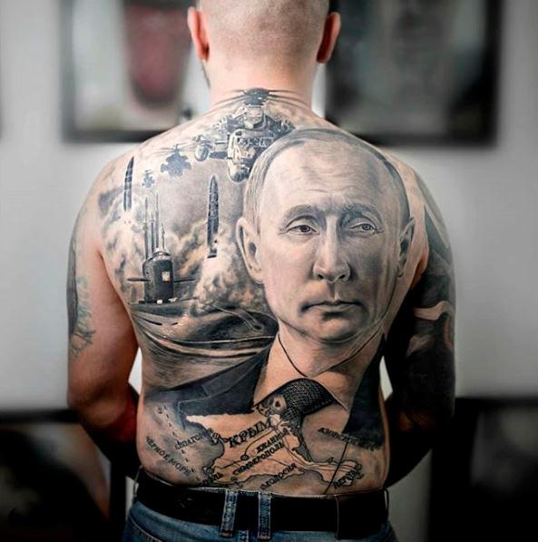 Онищенко призвал к запрету татуировок