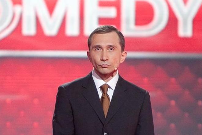"""""""Путин"""" из Comedy Club не согласился бы стать двойником президента"""