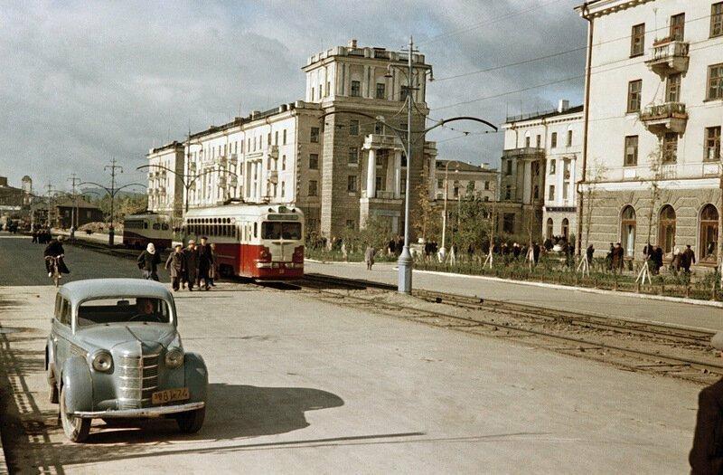 Нижний Тагил, 1954