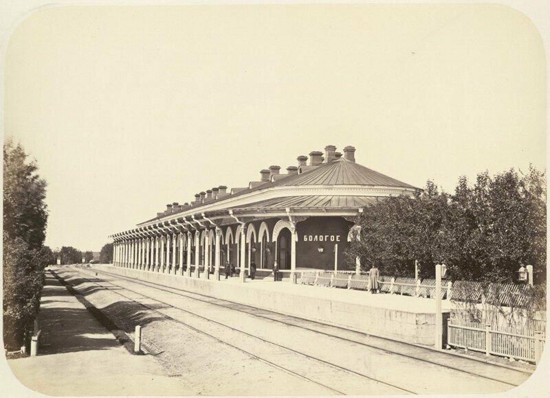 Станция Бологое