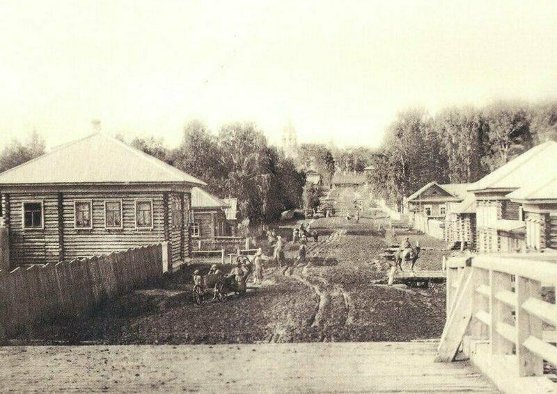 Село Кудымкарское
