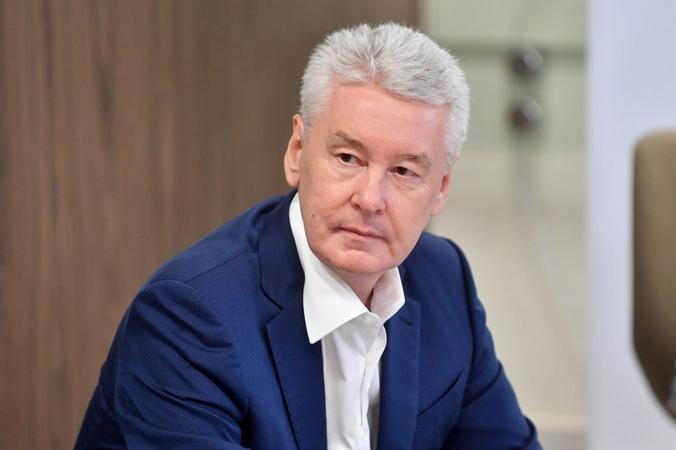 Собянин призвал пожилых москвичей к самоизоляции