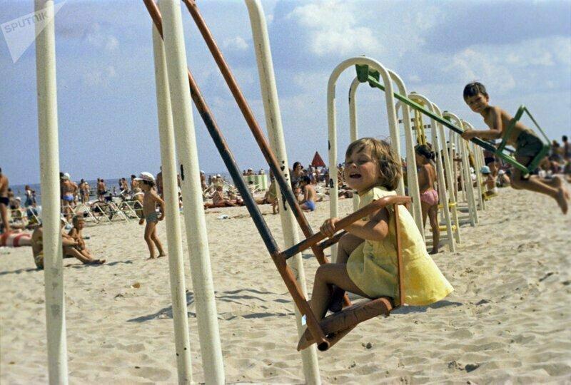 Как проводили летний отпуск в СССР