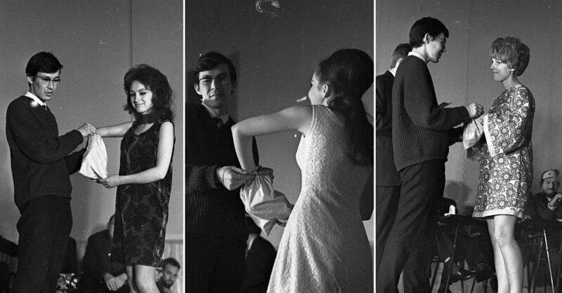 Сибирский конкурс красоты в 60-х