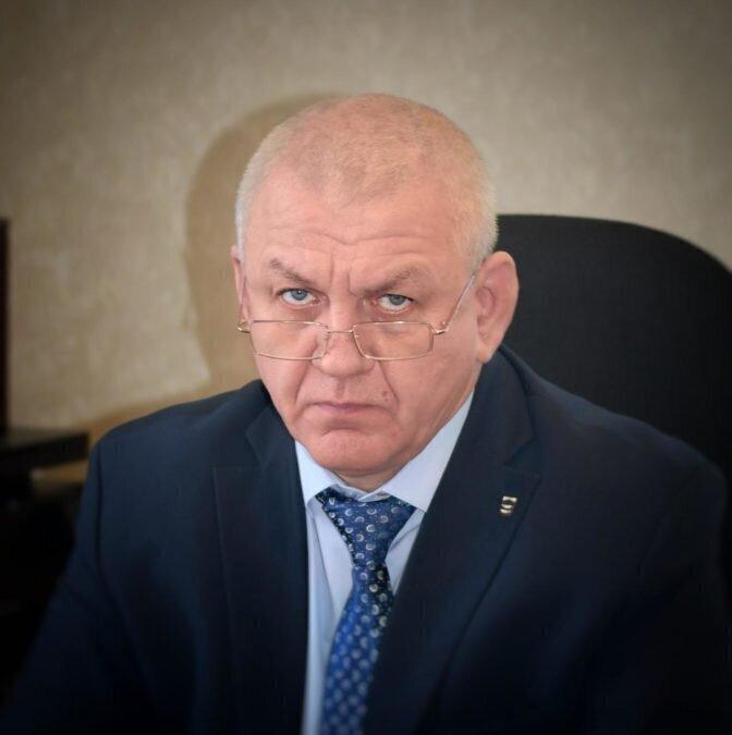 Мэр Южно-Курильска Вячеслав Власенко
