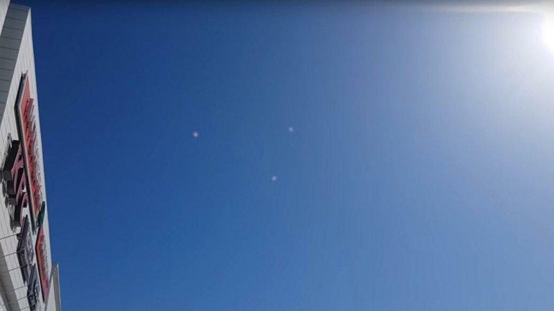 Жители Томска увидели НЛО - видеозапись с пришельцами оценила эксперт