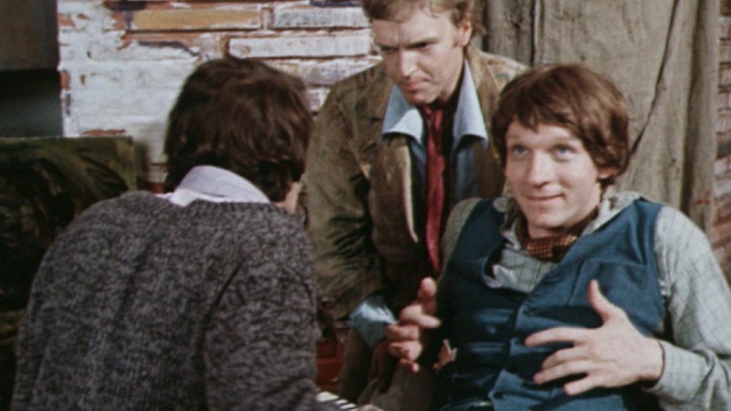 Под крышами Монмартра: известные фразы из советского фильма