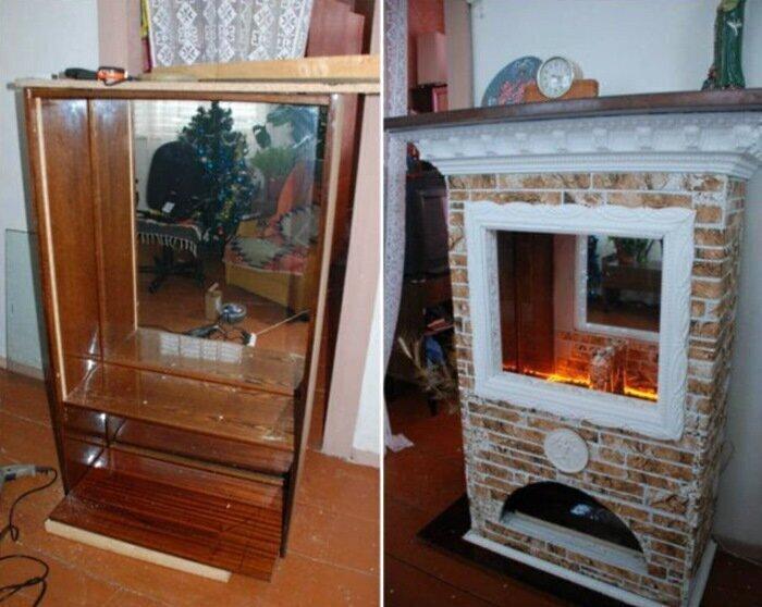 Своими руками: советская мебель в новых интерьерах