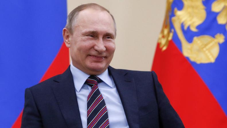 Путину понравилось название села Киска в Алтайском крае