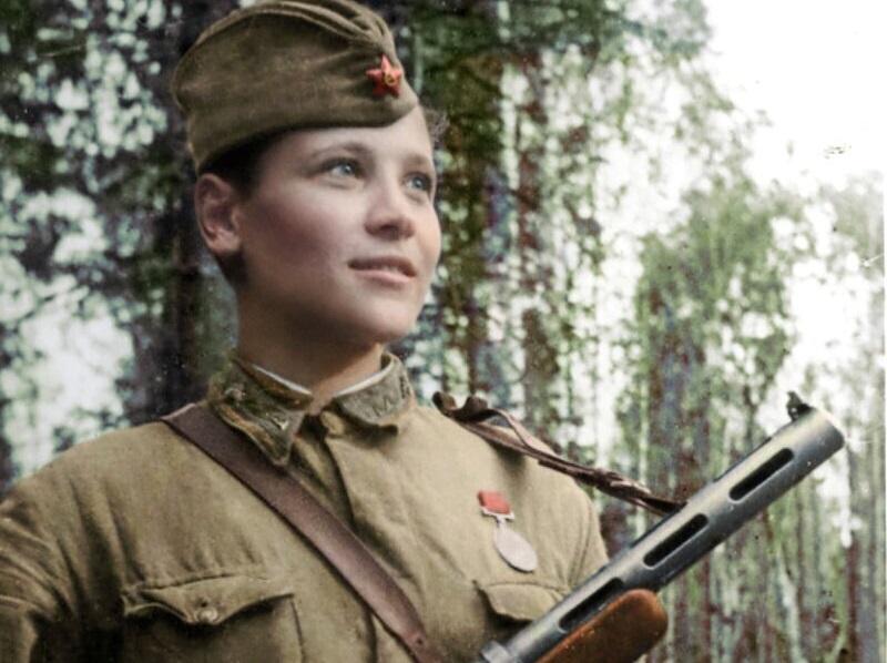 Советские героини, чей подвиг бесценен