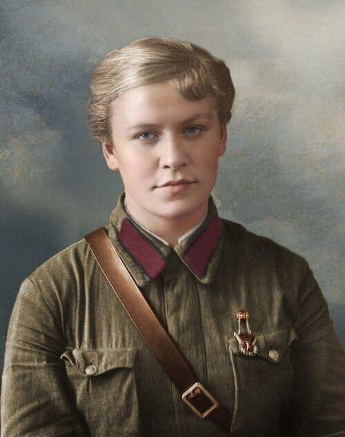 Капитолина Решетникова