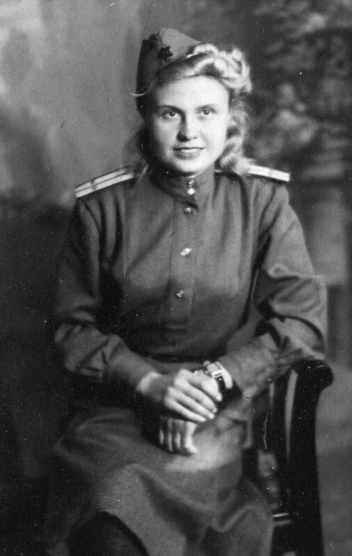 Мария Кучерявая