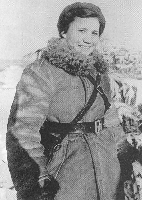 Антонина Петровна Нефедова - врач