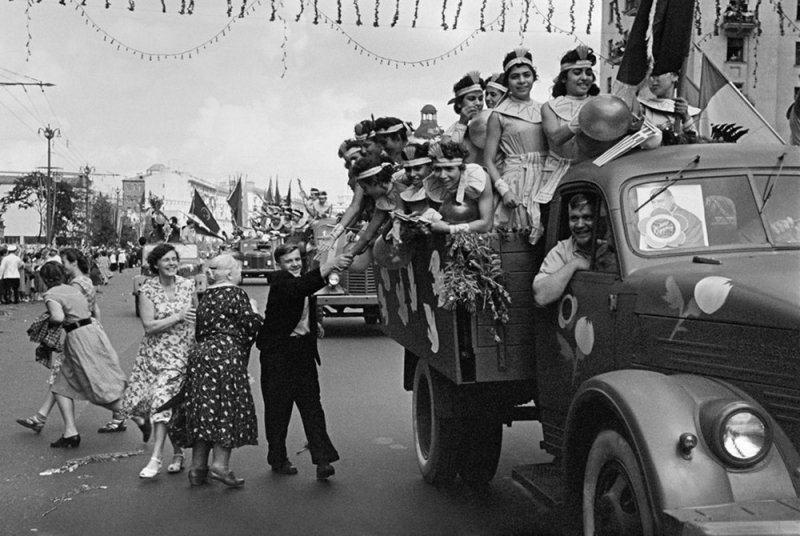 Фестиваль, 1957 год