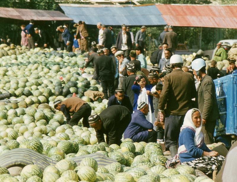 История в фотографиях: СССР в 70-е годы