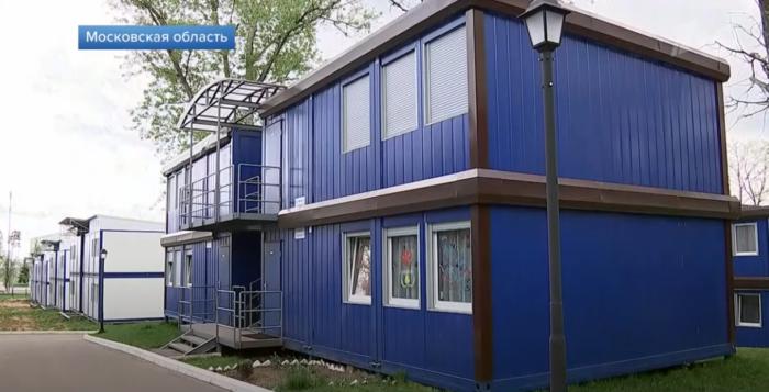 """""""Дома-контейнеры"""": интернет-пользователи раскритиковали жилье для российских военнослужащих"""