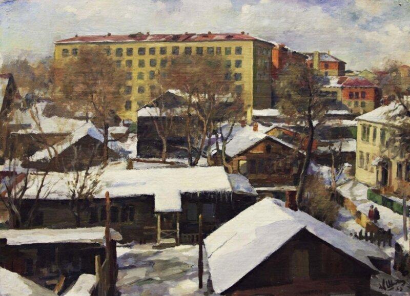 «Москва. Масловка»