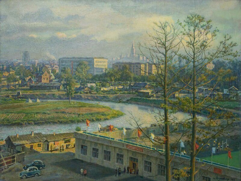 «Москва. Стадион»
