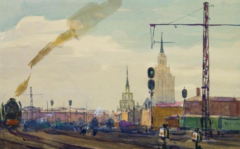 «Ленинградский вокзал»