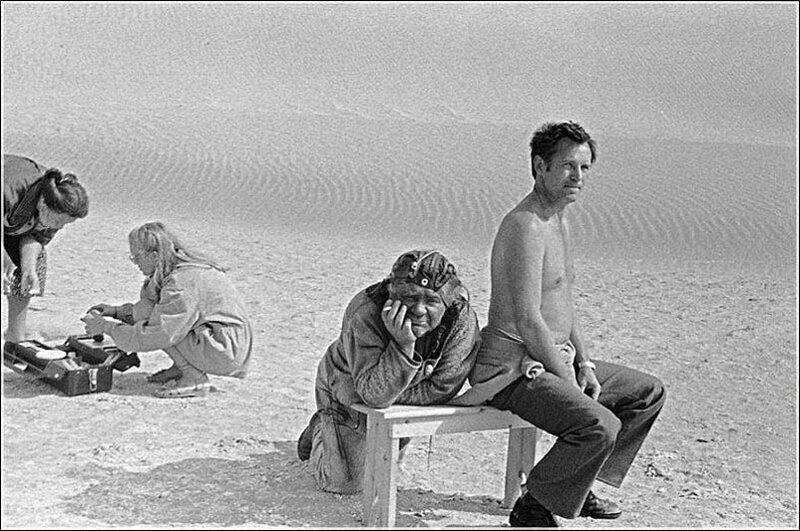 За кадром: фотографии со съемочных площадок любимых советских фильмов