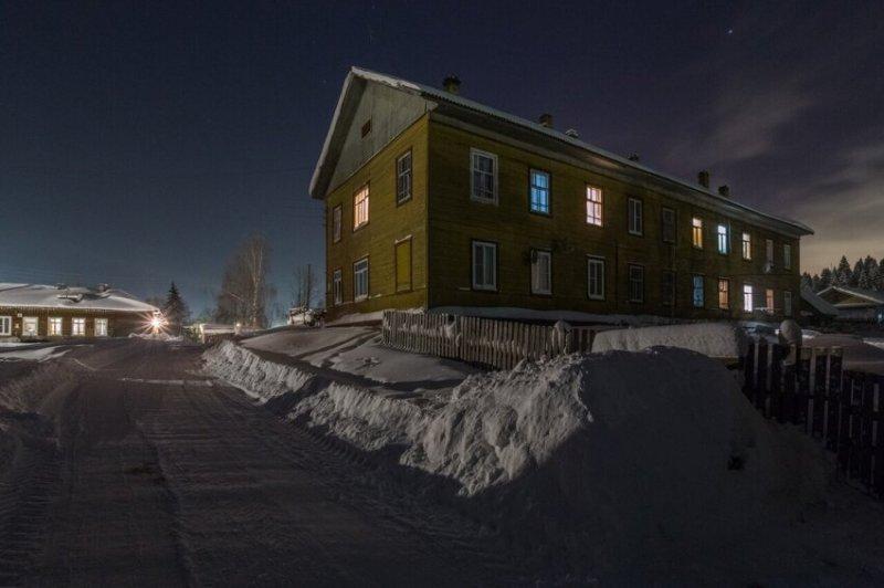 Красавино, Вологодская область
