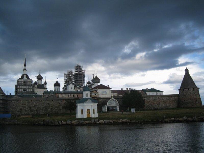 Соловецкий архипелаг, 2016