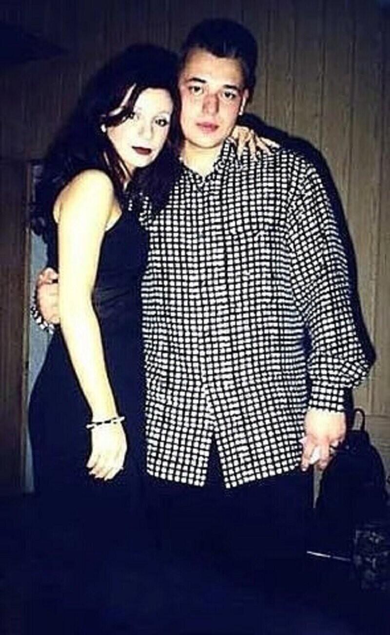 Ольга Орлова и Сергей Жуков, 1998 год