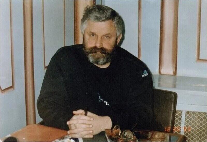 Александр Руцкой, в Лефортовском СИЗО, 1994 год